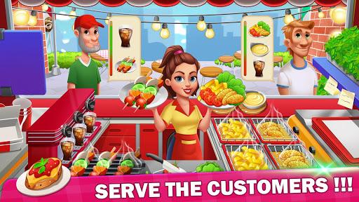 Cooking Games for Girls 2020 Food Fever Restaurant 1.02 de.gamequotes.net 3