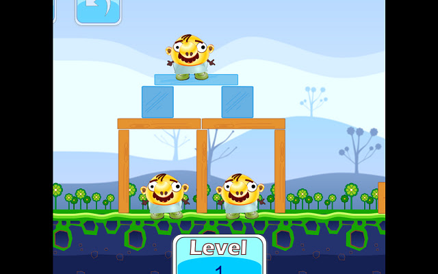 Angry Finches Fun Game for Chrome