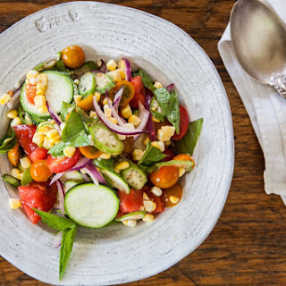 No-Heat Succotash Salad