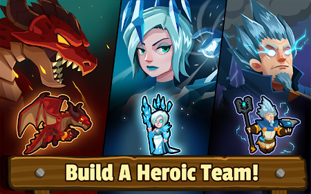 Realm Defense: Hero Legends TD 2.0.2 screenshot 2093349
