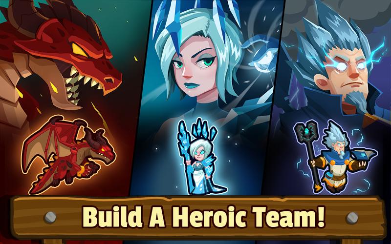 Realm Defense: Hero Legends TD Screenshot 10
