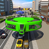 Gyroscopic Bus Driving Simulator: Public Transport