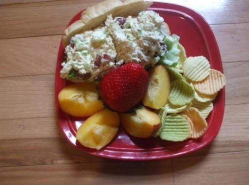 Click Here for Recipe: Fabulous Chicken Salad