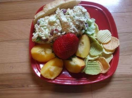 "Click Here for Recipe: Fabulous Chicken Salad ""THE best I have ever..."