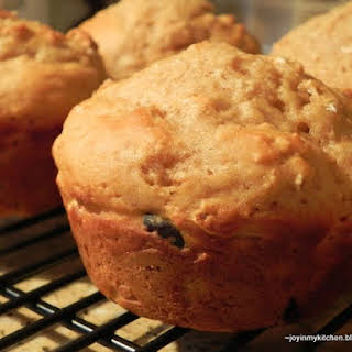 Oatmeal Cookie Muffins.