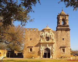 Photo: Mission San Jose - San Antonio 3/4/13