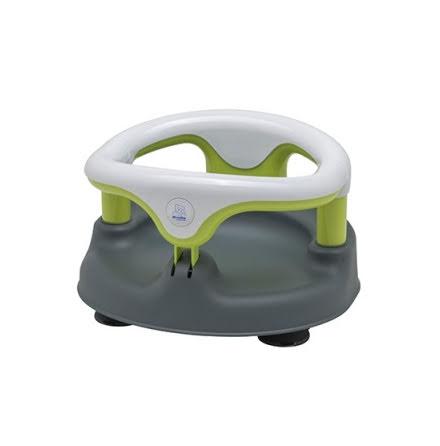 Rotho Babydesign Badstol Grå/Vit/Grön