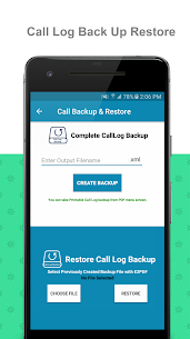 E2PDF – Backup Restore SMS,Call,Contact,TrueCaller Download 3
