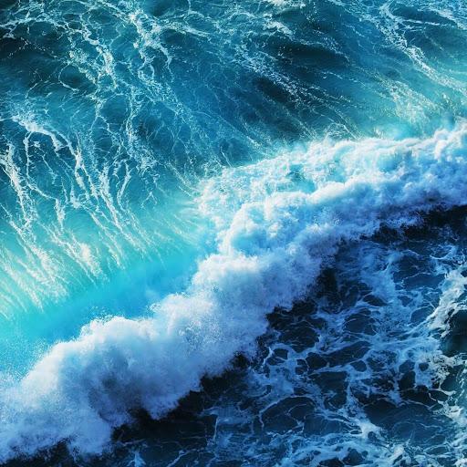 海洋波浪 - 動態壁紙