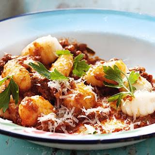 Gnocchi Bolognese Recipes