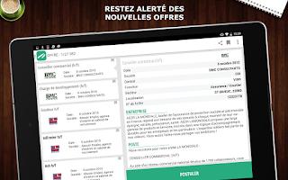 Screenshot of Keljob : Emploi, Job et Stage