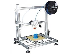 Reprap Velleman K8200 3D Printer Kit - Most Hackable, Tweakable 3D Printer