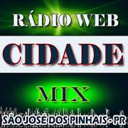 Web Rádio Cidade Mix Online