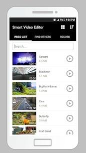 Smart Video Editor – Trim Merge Convert Exract mp3 2