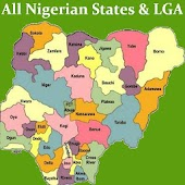 All Nigerian States & Local Government Areas