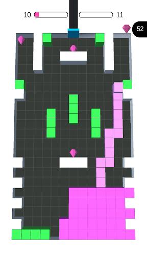 Color Blocks Fill u2013 3D Sayisfying Games u2013 puzzle 1.9.2 screenshots 4