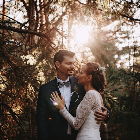 Wedding photographer Vanda Mesiariková (VandaMesiarikova). Photo of 05.01.2018