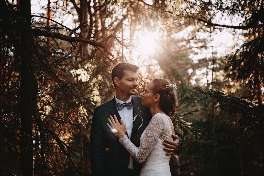 Svatební fotograf Vanda Mesiariková (VandaMesiarikova). Fotografie z 05.01.2018