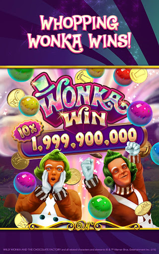 Willy Wonka Slots Free Casino screenshot 22