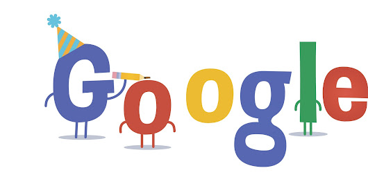 Google's 16th Birthday