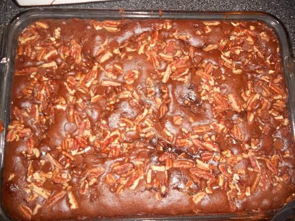 Double Fudge Cake Recipe