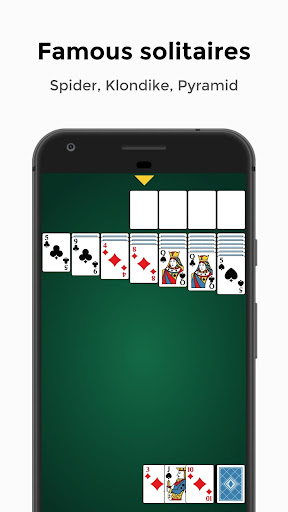 Solitaire free: 140 card games. Classic solitaire screenshots 1