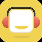 행복을 들려주는 도서관 icon