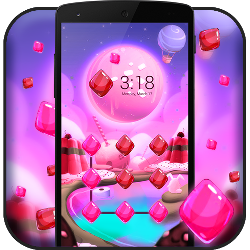 Jelly World for your AppLock
