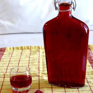 Homemade Raspberry Liqueur Recipe