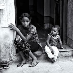 by Arijit Banerjee - People Street & Candids