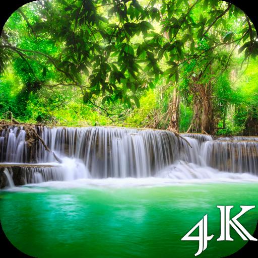 Waterfalls 4k Live Wallpaper Apps On Google Play