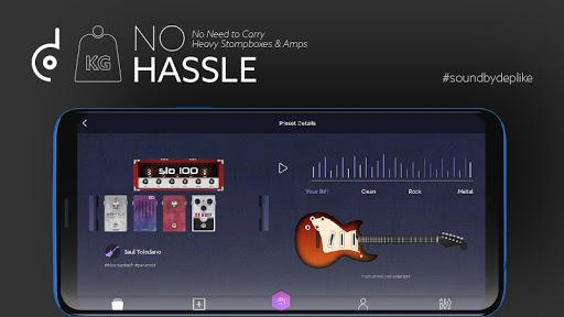 Guitar Effects Pedals, Guitar Amp - Deplike 5.5.21 screenshots 7