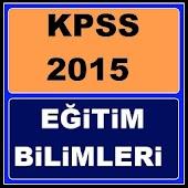 KPSS Eğitim Bilimleri Notlar