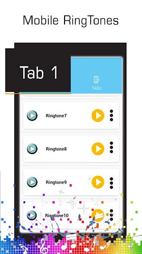 New Free Mobile Ringtones 2018 _ Top Ringtones 1.0 screenshots 2