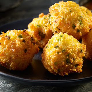 Crispy Cheese Jalapeno Balls.
