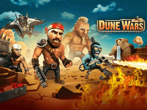 Dune Wars Game 1.0.81 de.gamequotes.net 1