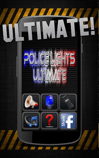Police Lights Ultimate