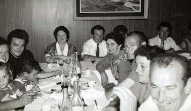 Photo: Toñi, , Lolo, Jose Manuel,    , Pepu, Paco, Conchita, Lin, Rosa y Luchi