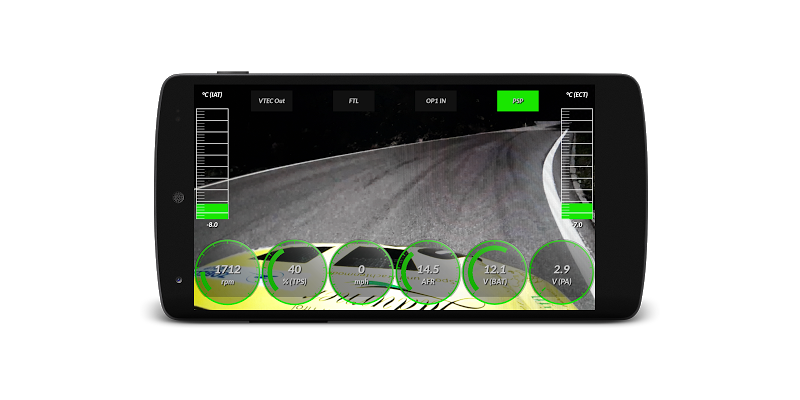 TunerView for Android - screenshot