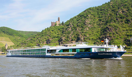 Avalon Panorama sailing the Rhine River.