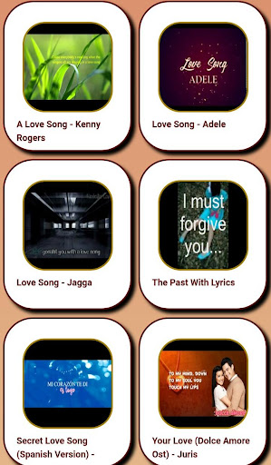 Songs Of Love With Lyrics Apk Download 20