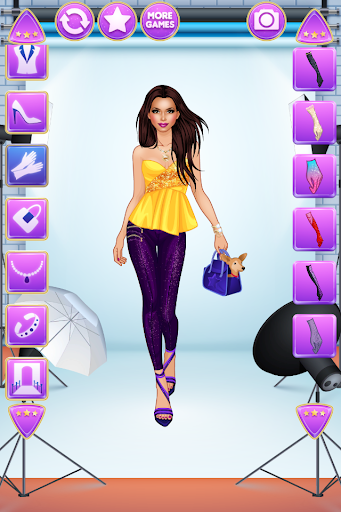 Fashion Model 2020 - Rising Star Girl 1.1 screenshots 3