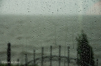 Photo: Another rainy day. 13-10-2013