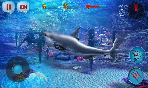 angry shark android apps on google play  angry shark 2016 screenshot thumbnail