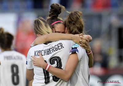 Oostenrijk is - met dank aan Portugal -  het volgende land dat naar het EK 2022 in Engeland mag
