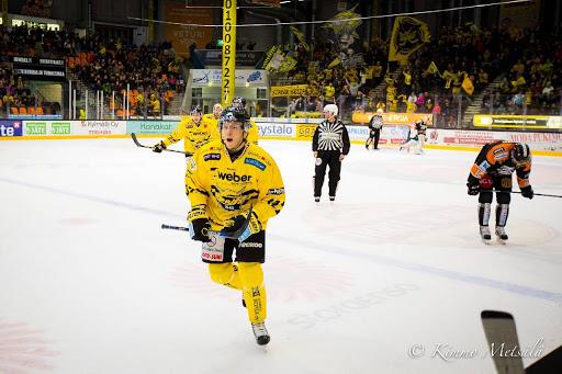 Kim Strömberg pelaa 300. Liiga-ottelunsa tiistaina.