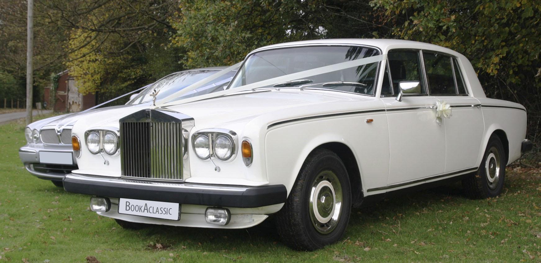 Rolls Royce Silver Shadow 11 Hire Pontllanfraith