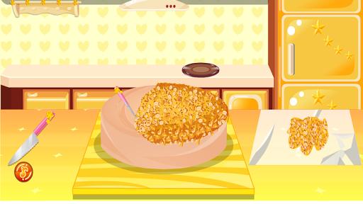 cook cake games hazelnut Screenshots 7