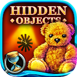 Hidden Objects Story - Toy Box