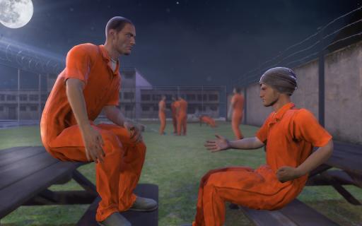 Code Triche Prison Escape Jail Break Plan Jeux APK MOD screenshots 6